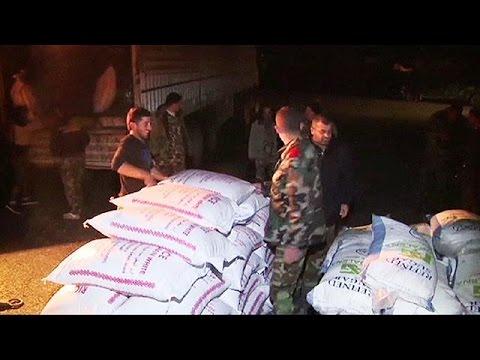 Rusya, Suriye'de rejim yanlılarına...