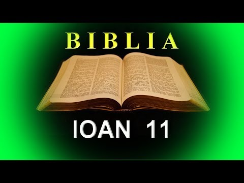 Evanghelia dupa Ioan Noul Testament Biblia from YouTube · Duration:  2 hours 21 minutes 55 seconds