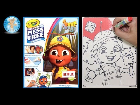 My First Crayola Color Wonder Preschool Set Disney Mickey & Friends Minnie  Mouse - Family Toy Report - YouTube