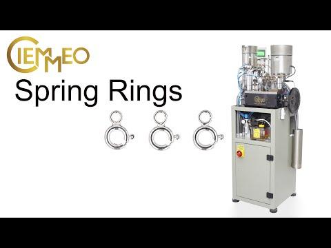 Ciemmeo Spring Rings