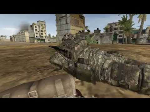 Let's Play Project Reality Mod - Karbala, Fallujah and Beirut - three matches
