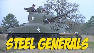 War Thunder - Steel Generals Event!!!
