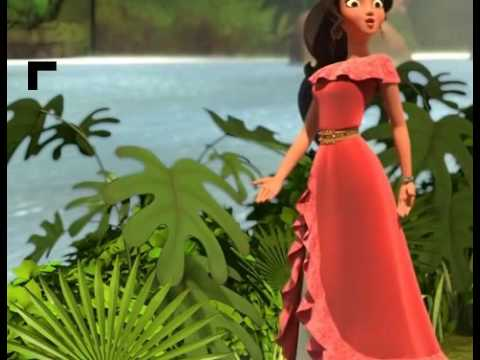 elena of avalor feel free to have fun cover video