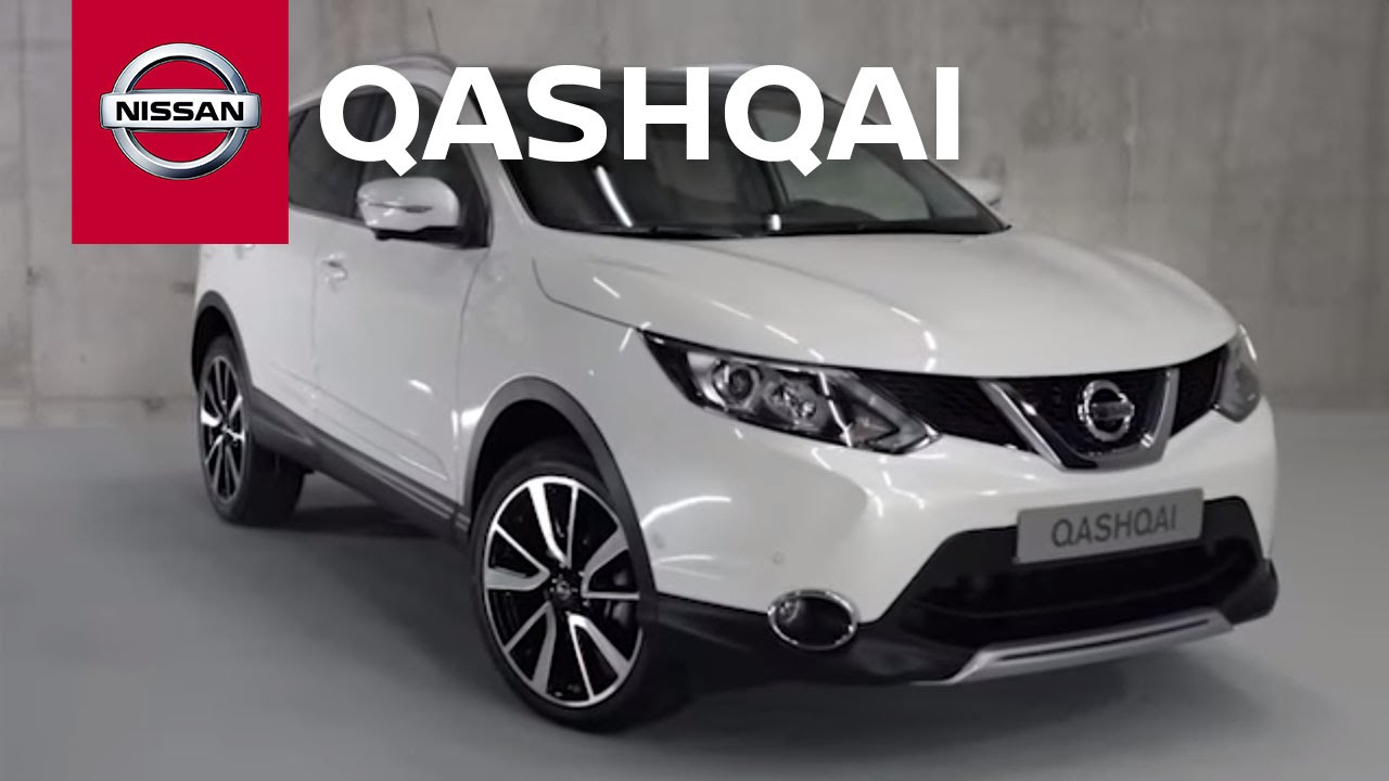 Nissan Qashqai The Ultimate Crossover Suv Youtube