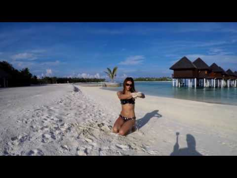 Maldives Honeymoon 2017, Olhuveli Beach & Spa Resort, GoPro Hero 4 Silver