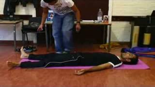 Neil Patel - Chi Kri Yoga - Relaxing in 7 seconds.
