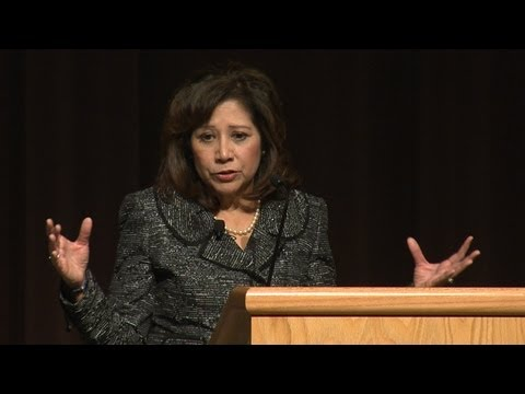 What Cesar Chavez Symbolizes in the 21st Century with Hilda Solis -- Helen Edison Lecture Series