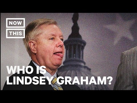 Who is Lindsey Graham? Narrated by Geena Rocero | NowThis