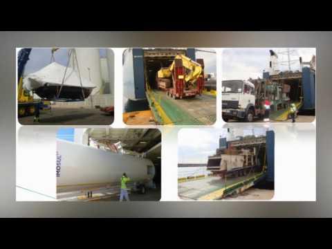 International Shipping Company Barcelona | acirfa