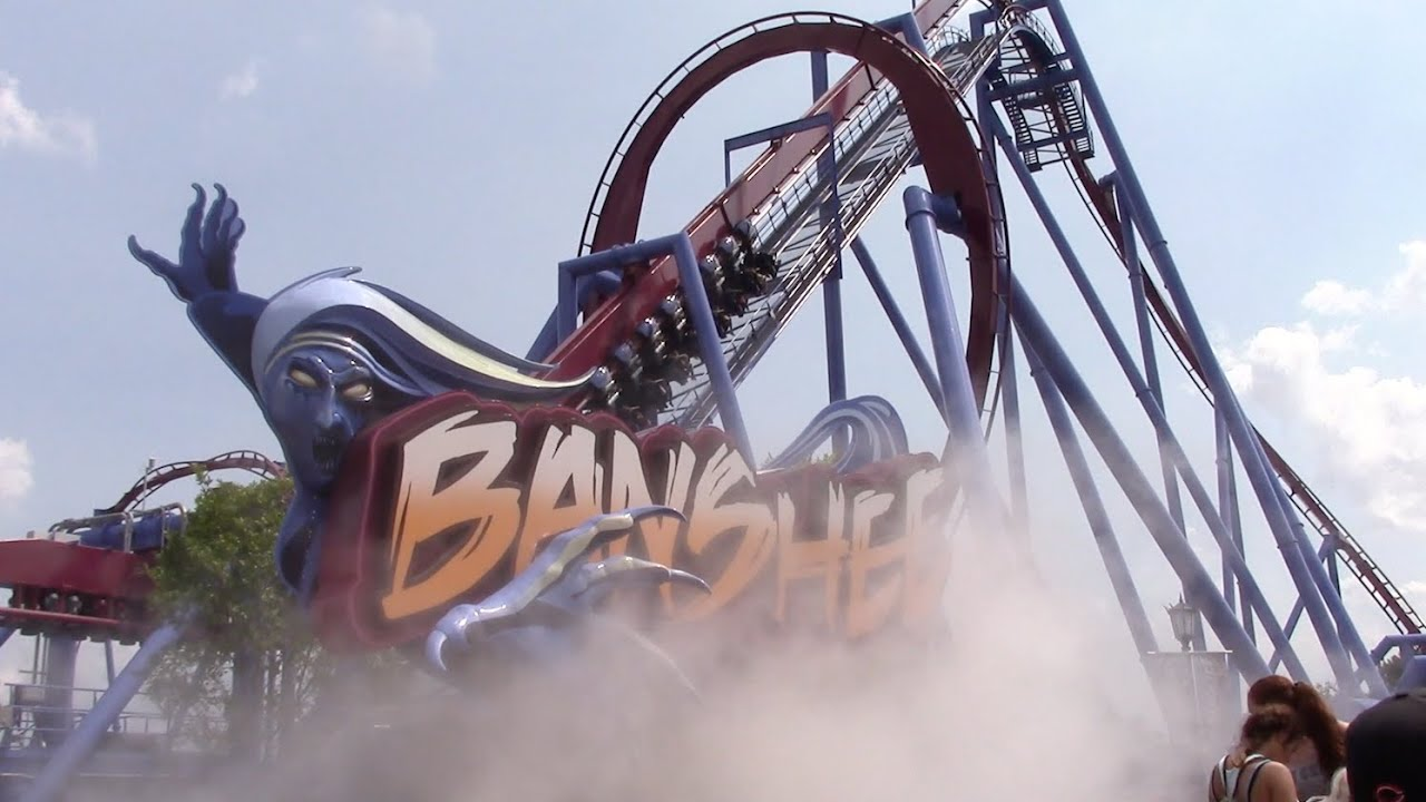 Banshee Kings Island Review