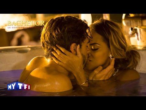 Le Bachelor : Baisers torrides dans le jacuzzi entre Naëlle et Marco dans l'émission 6 !