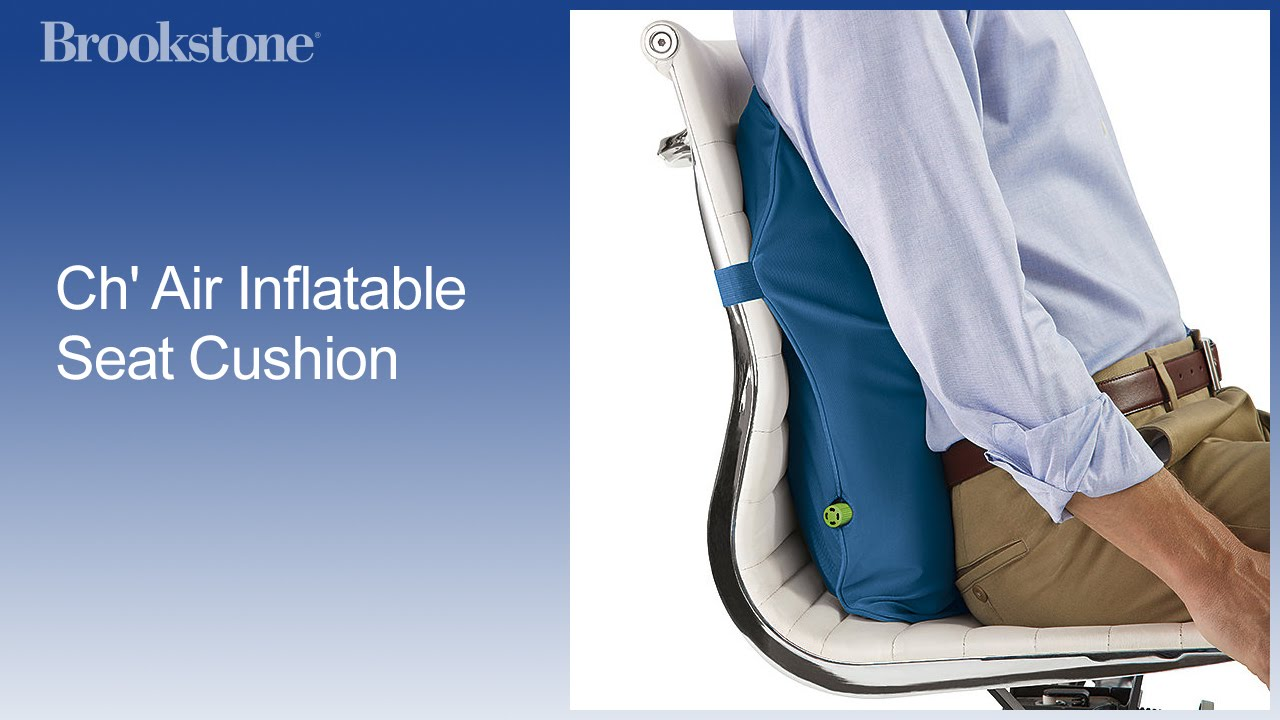 Ch Air Inflatable Seat Cushion