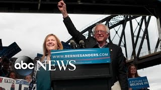 Bernie Sanders Vows Fight to Finish After Win in Indiana Primary
