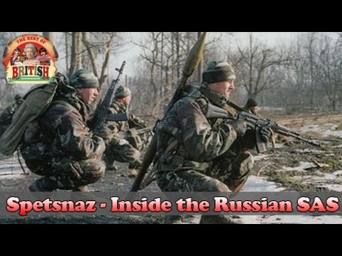 Spetsnaz: Inside The Russian SAS - Killing For The Kremlin