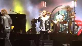 The Killers - When You Were Young - V Festival 2014 - Weston Park