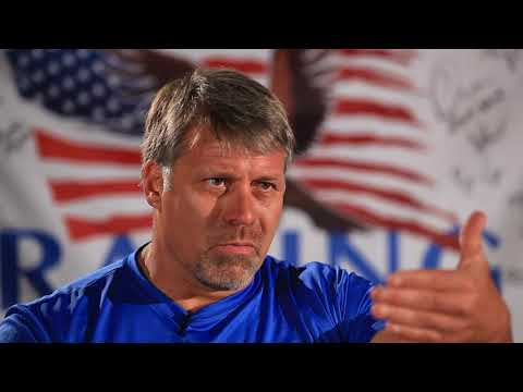 Mike Evock, founder of Racing For Heroes,  Interviewed by Terry Schappert