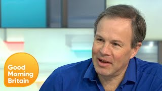 Tom Bradby on the Tensions Between Prince Harry and Prince William | Good Morning Britain