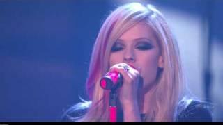 Avril Lavigne - Hot live AMA 2007 HD