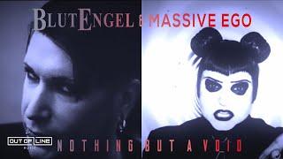 Смотреть клип Blutengel & Massive Ego - Nothing But A Void
