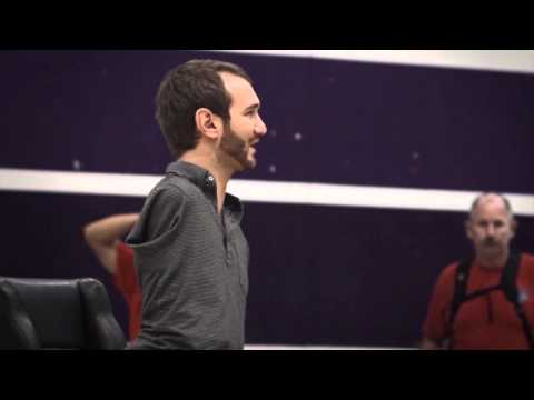 Nick Vujicic - Love Without Limits - Bully Talk