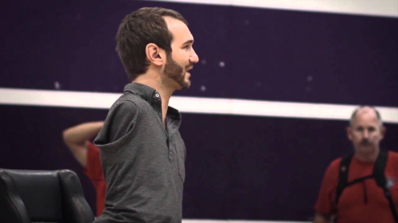 Nick Vujicic - Love Without Limits - Bully Talk | Life Without Limbs