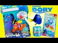 Imagine Ink Finding Dory Coloring Pages with Mashem and Jewelry Blind Bag Opening!