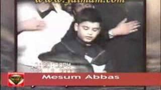 MESUM ABBAS(ASHK-E-GHAM)