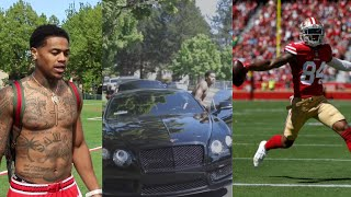 A day in the life of 49ers wr kendrick bourne
