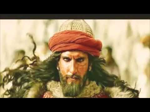 Padmavati Hit Song Binte Dil....ranveer Rocks...