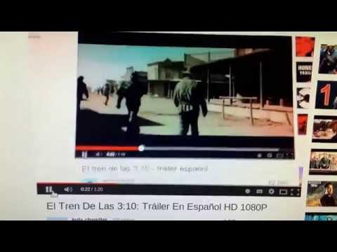 El tren de las 3:10: Spanish Trailer 4K