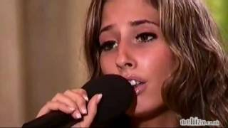 X factor Stacey Solomon   Somewhere Over The Rainbow HD  Danni Minogue Kylie Minogue judging