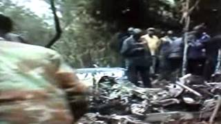 Kenya Cabinet Ministers: Saitoti And Ojode Dead In Ngong Plane Crash