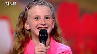 Inge - Cupsong | Audities | HOLLAND'S GOT TALENT 2014