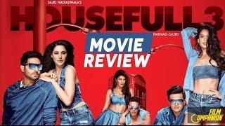 Housefull 3   Movie Review   Anupama Chopra