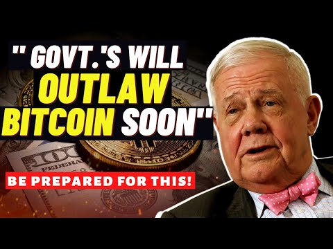 Will Bitcoin Ever Become A Currency? | Jim Rogers