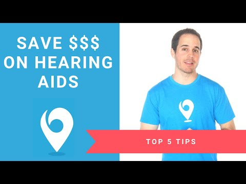 5 Tips to Save Money on Hearing Aids