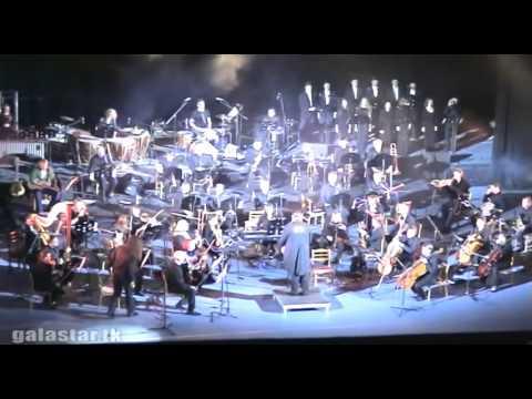 ROCK SYMPHONY│Киевский симфонический оркестр│26.02.2016 Молдова, Кишинев