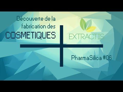 Extractis, à la découverte de la fabrication des cosmétiques - Ep 06 - PharmaSilicade YouTube · Haute définition · Durée:  3 minutes 59 secondes · vues 925 fois · Ajouté le 09.08.2016 · Ajouté par Pharma Silica