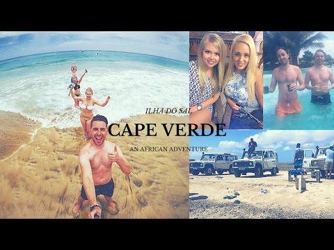 Sal, Cape Verde - An African Adventure \\