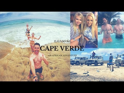 Sal, Cape Verde - An African Adventure \\