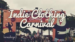Indie Clothing Carnival 2015 Malang Di Lapangan Rampal Makin Pecah