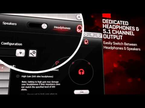 Creative Sound Blaster Z Introduction Video