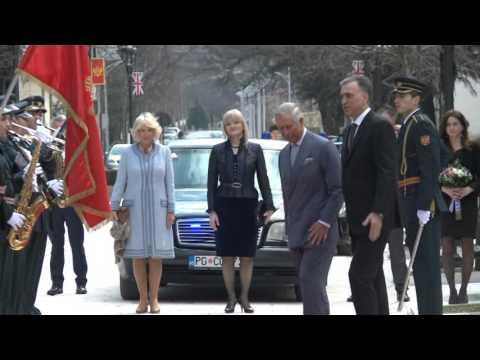 Royal Visit Montenegro , CdM