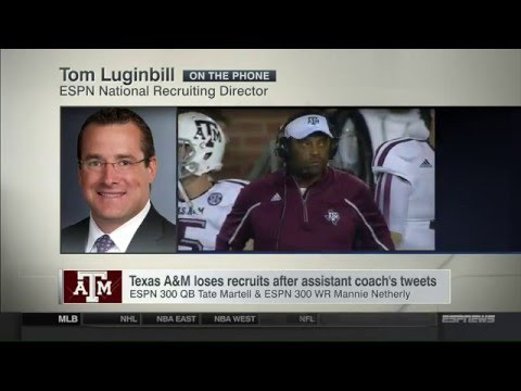 Tom Luginbill and Sam Khan Jr. talk about the Texas A&M football woes.