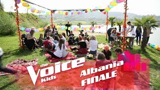 Piknik | Finale | The Voice Kids Albania 2018
