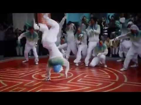 Видео: Step Up 3  Шаг Вперед 3  Танец Лося на воде HD