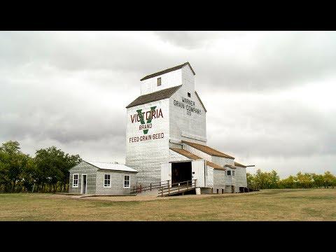 Restored 1913 Grain Elevator