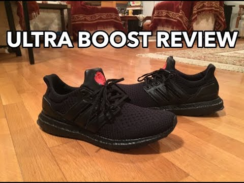 New 2019 Adidas Ultra Boost Clima Manchester United Unboxing Review