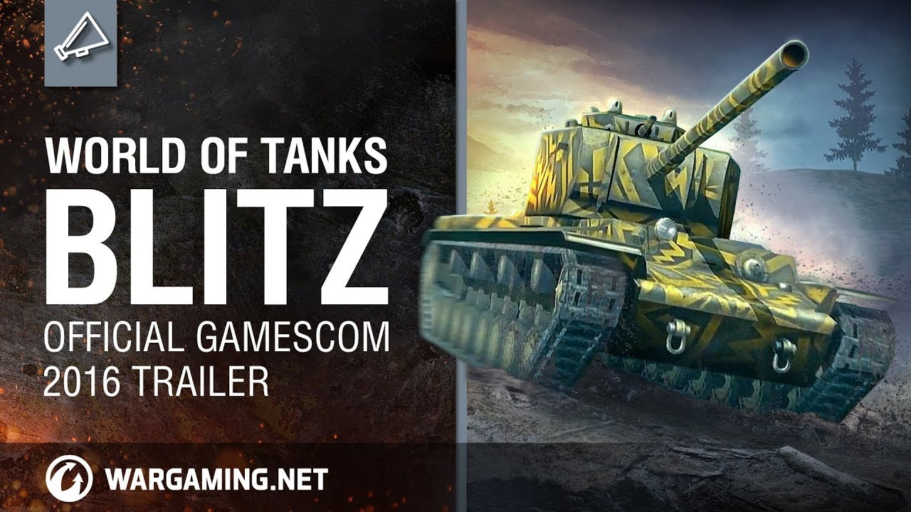 World of Tanks Blitz - Steam Release