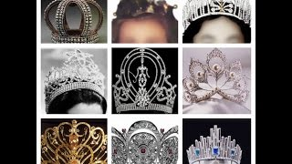 Miss Universe Crowns through the Years